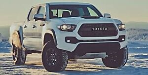 WANTED BLACK OEM FENDER FLARES 2016 2017 TACOMA