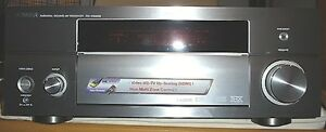 YAMAHA RX-V2600 7.1 A/V Home Theatre Receiver. POWERFUL  MINT