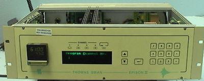 Thomas Swan Epison Ii Gas Flow Analyzer Mocvd Depositio