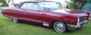 1966 Pontiac Parisienne Convertible**** must see** nego