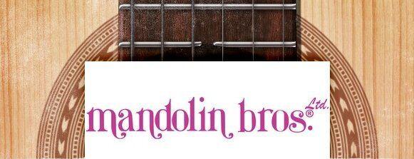 Mandolin Brothers Ltd.