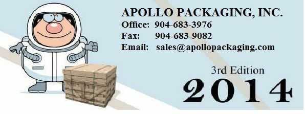 APOLLO PACKAGING, INC.