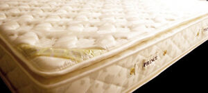 Prince SH1380 Firm Pillow Top Mattress from $286 S/KS/D/Q/K/ Chipping Norton Liverpool Area Preview