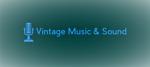 vintage*music*sound