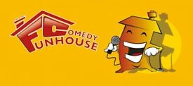 FUNHOUSE COMEDY CLUB - OUTDOOR COMEDY IN CHILWELL, NOTTINGHAM