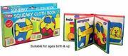 Baby Fabric Book