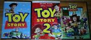 Toy Story DVD Lot