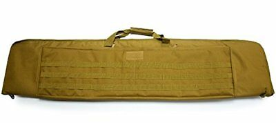Airsoft Gun Rifle Military Large Tactical Carrying Bag 120cm MOLLE - Airsoft Rifle Accessories