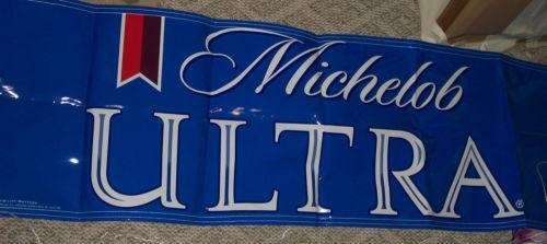 Michelob Ultra Sign Ebay