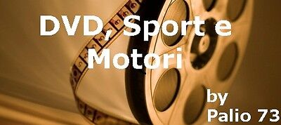 DVD SPORT E MOTORI