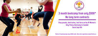 KANATA --> 3 month Build Your Best Body Bootcamp from $109!*