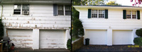 Do you have a Garage Door that needs a fresh Coat of Paint