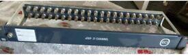 Eci - 21 Channel Rack Mount ( Server Panels)