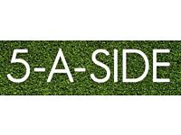 Social Five-a-Side Football - Shoreditch Park - Sunday 11am