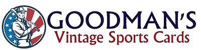 Goodman's Sports Cards