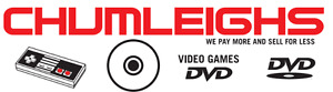 CASH FOR VIDEO GAMES/SYSTEMS + TV SERIES + DVD + BLURAY