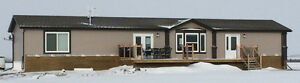 Rent 3 Bedroom Acreage House at Lac Sante with View of the Lake