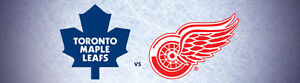 Leafs vs Wings
