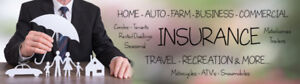 Auto, Home, Commercial & Visitor Insurance
