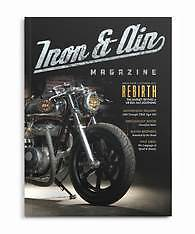 Wanted: IRON & AIR Motorcycle Magazines (Issues #1 to #6) Darlington Mundaring Area Preview