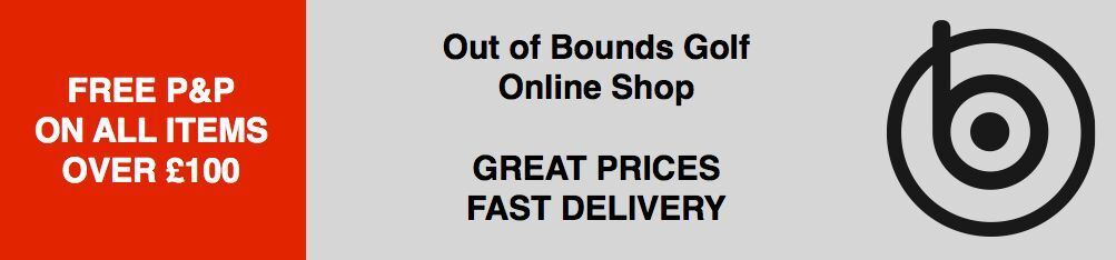 OUT OF BOUNDS GOLF ONLINE SHOP