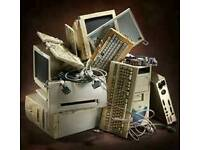 Old and faulty electronics wanted for parts