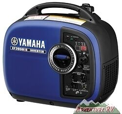 Yamaha ef2000is generators ebay for Yamaha 2000 generator run time