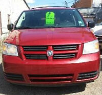 2010 DODGE GRAND CARAVAN SE == STOW N GO == PRICED TO SELL!!!