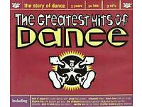 THE GREATEST HITS OF DANCE.