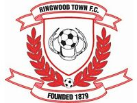 Ringwood Town Youth FC - Needs Managers & Coaches u15 Dorset etc.