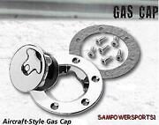 Aircraft Style Gas Cap