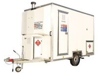 WANTED DECONTAMINATION TRAILER / SHOWER TRAILER - ANY CONDITION
