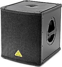 Behringer bass boxes (boxes only)