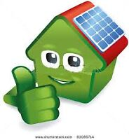 Let solar help pay your mortgage!