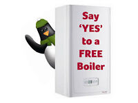 ********** FREE GAS BOILER REPLACEMENT **********