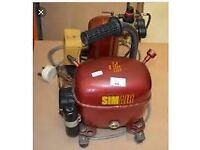 SIM AIR mini compressor