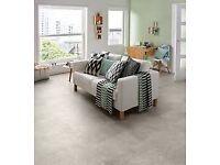 23 mtsq Camaro luxury vinyl flooring by Polyflor