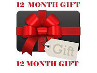 vm gifts 12 mnths only cable box only not skybox