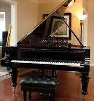 Affordable piano movers from $140