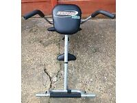 Instant abs gym equipment exercise machine