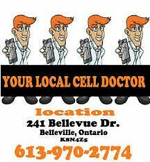 iPhone / Cell phone Water Damage Recovery - 613 970 2774 Belleville Belleville Area image 3