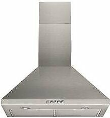 NEW - Indesit UHP 64.5S 60cm Stainless Steel Chimney Hood - BARGAIN PRICE @ £40