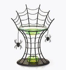PartyLite Spider Web Aroma Melts Warmer Prince George British Columbia image 1