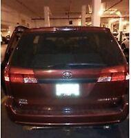 2004 Toyota Sienna Minivan, Van -