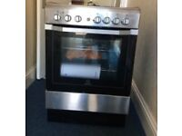 Indesit oven cooker 12 months old