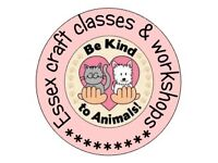 ♪♫♥ ESSEX CRAFT CLASSES & WORKSHOPS ♪♫♥