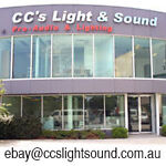 CC s Light & Sound