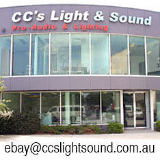 CC's Light & Sound