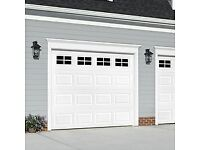 Wanted metal garage door