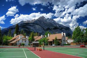 2 Bedroom Condo at Banff Rocky Mountain Resot